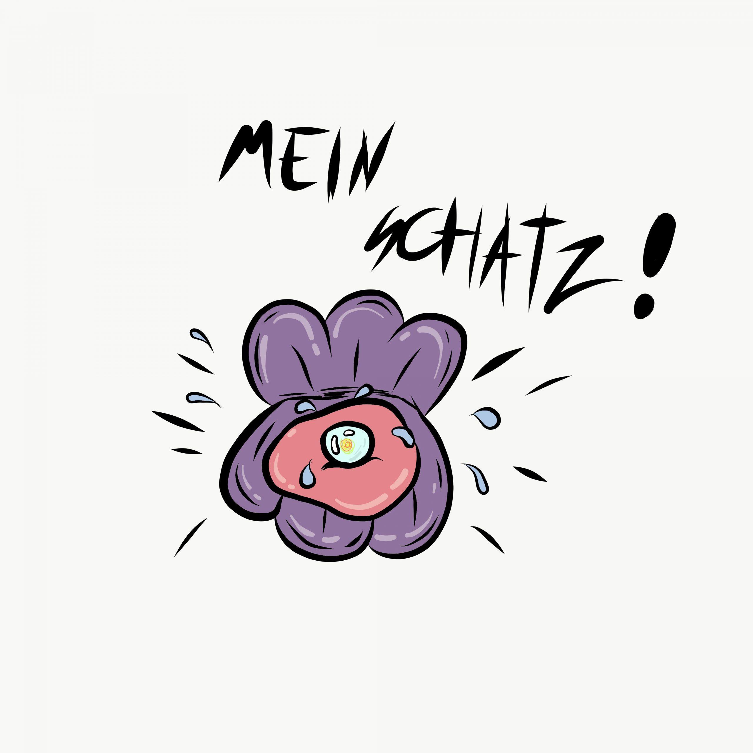 Die Perle Einer Muschel | Perlen Und Muscheln verwandt mit Comic Muschel