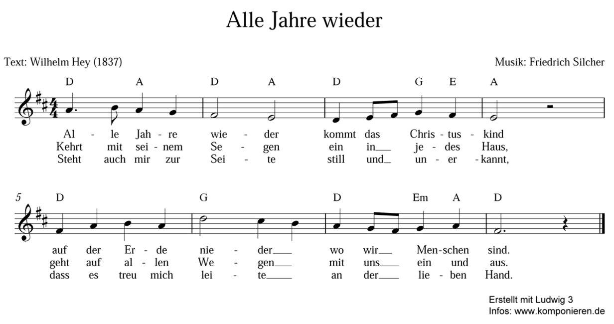 Die Schönsten Kinderlieder Zum Mitsingen | Familie.de in Alle Vögel Sind Schon Da Akkorde