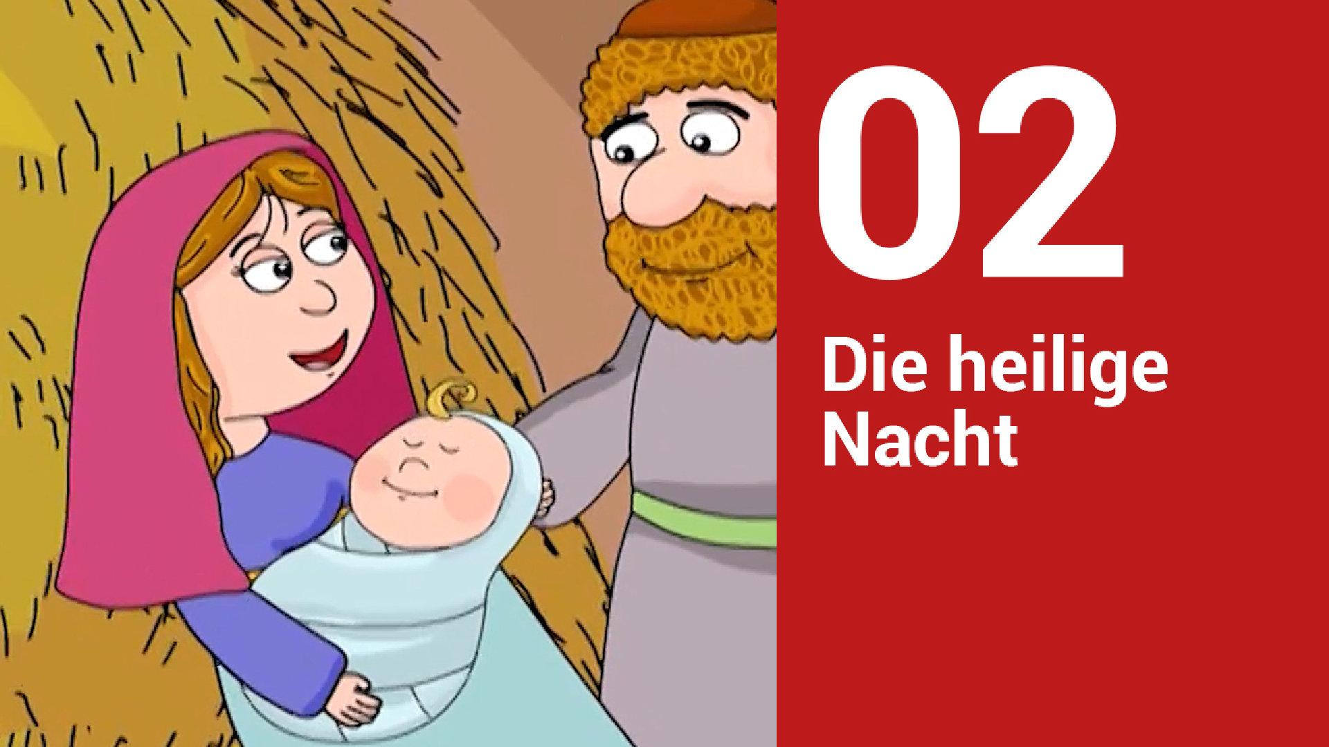 Die Weihnachtsgeschichte Für Kinder Erzählt - Katholisch.de bestimmt für Weihnachtsgeschichte Bibel Für Kindergartenkinder