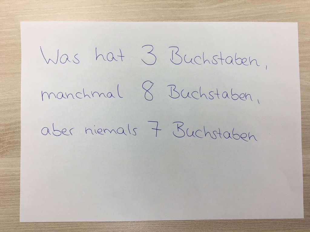 Dieses Eigentlich So Einfache Rätsel Lässt Viele Betrachter innen Bilder Rätsel Lösung