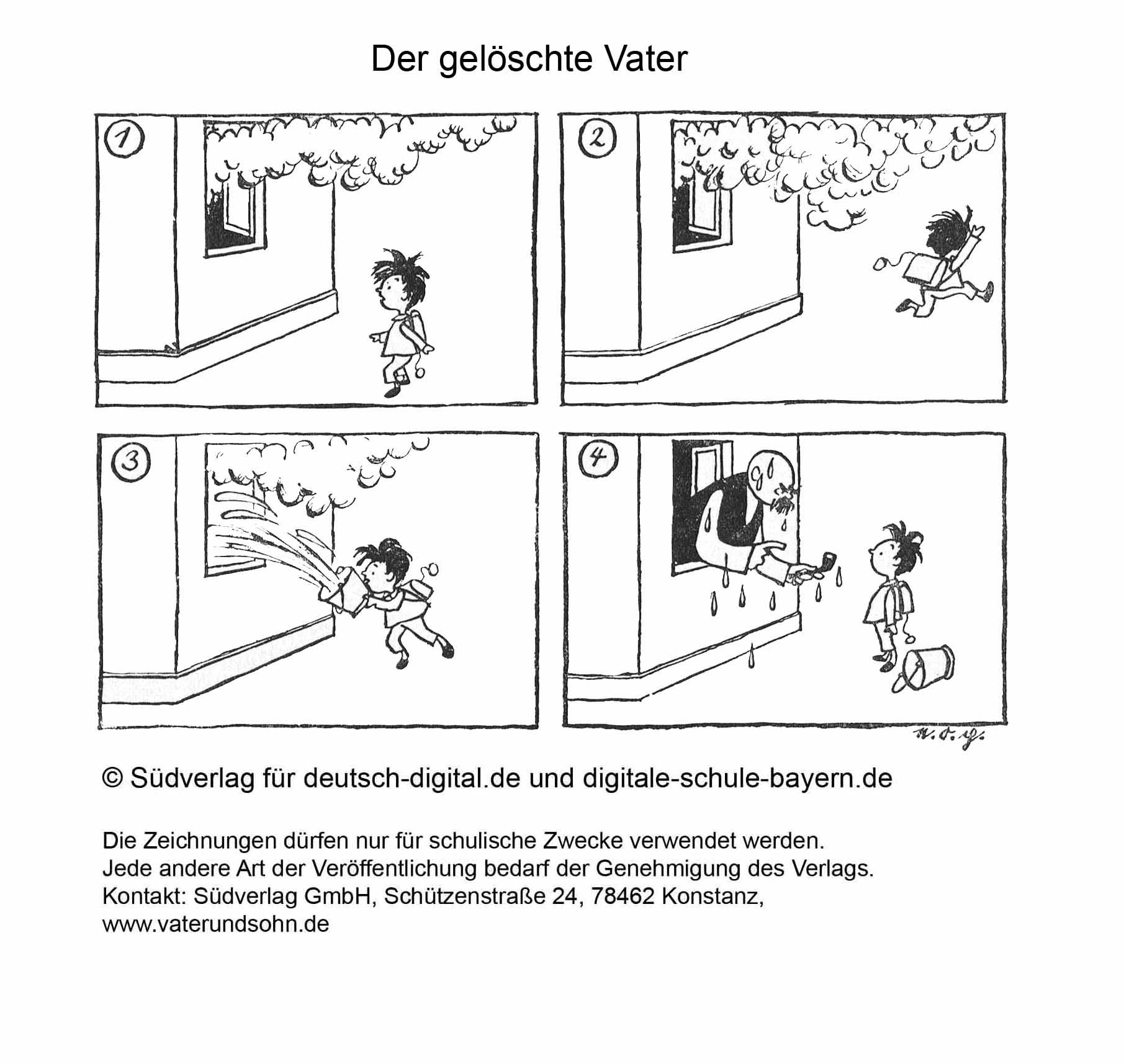 Digitale Schule Bayern - Portal verwandt mit Beispiele Bildergeschichten 4 Klasse Volksschule