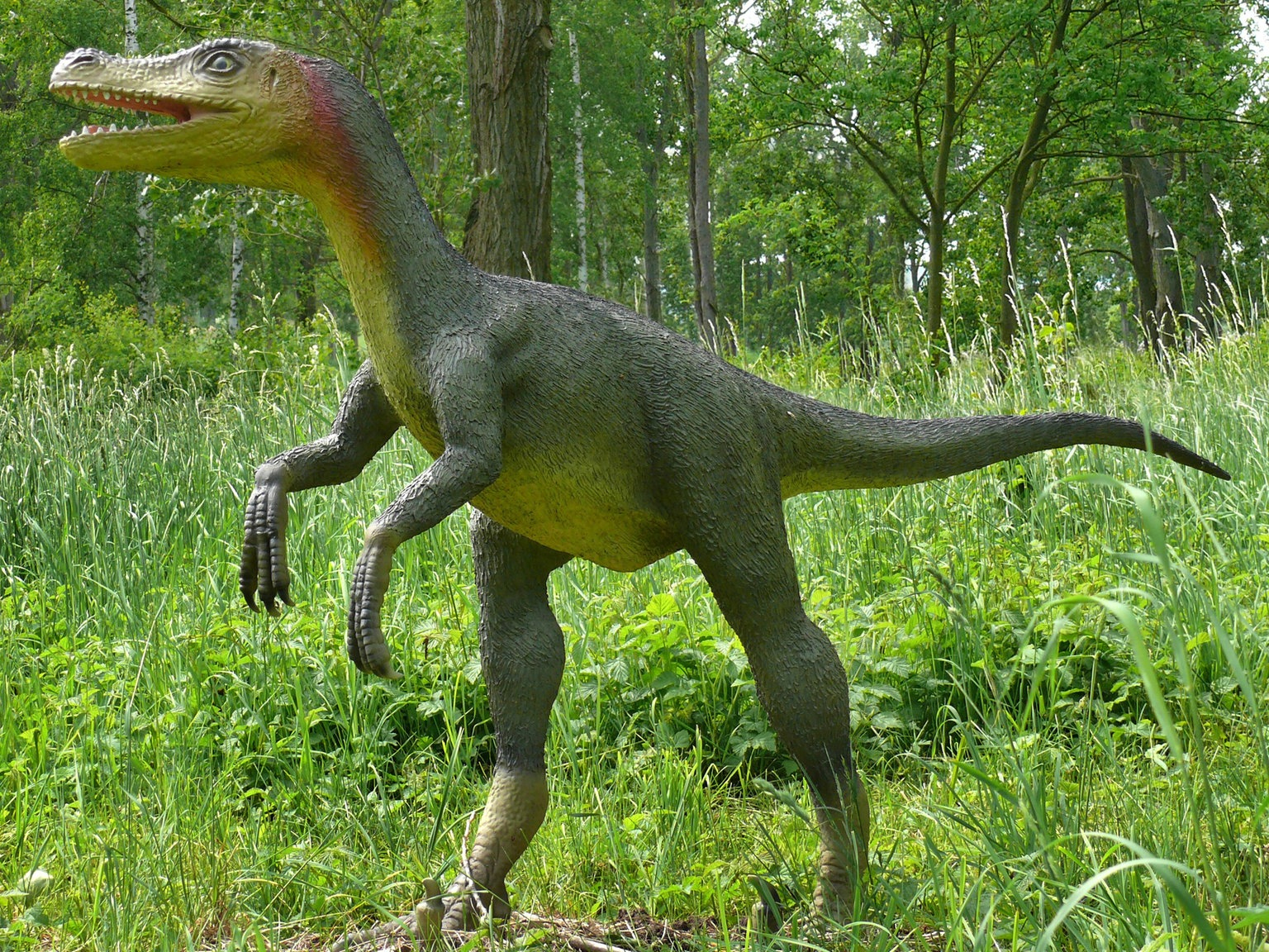 Dinosaurier: Dinosaurier In Deutschland - Urzeit verwandt mit Dinosaurier Namen Und Bilder
