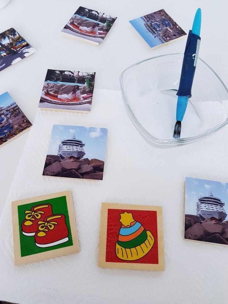 Diy Fotogeschenk: Foto-Memory Selbst Gestalten & Basteln verwandt mit Memory Spiel Selbst Gestalten
