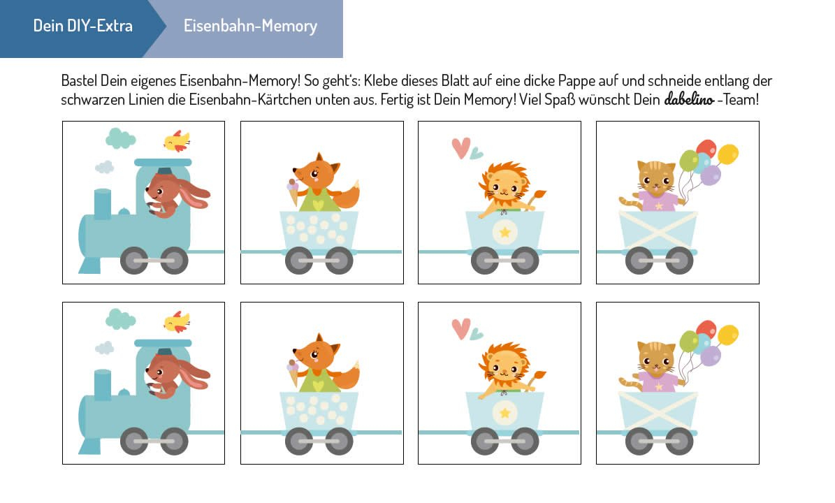 Diy Freebie: Kostenlose Memory-Bastelvorlage Zum Ausdrucken für Memory Zum Ausdrucken