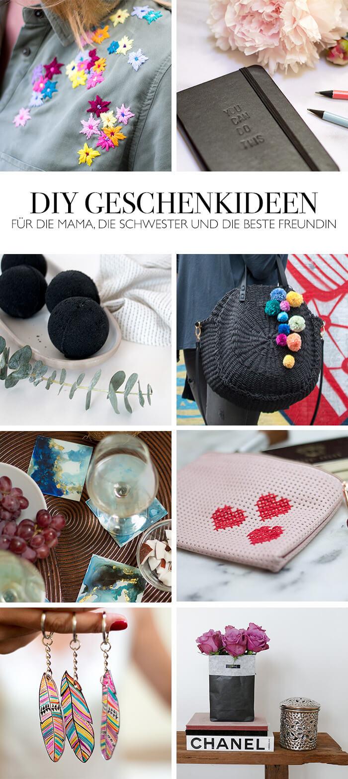 Diy Geschenke Für Sie - Geschenkideen Für Weihnachten über Geburtstagsgeschenk Mama Selber Machen
