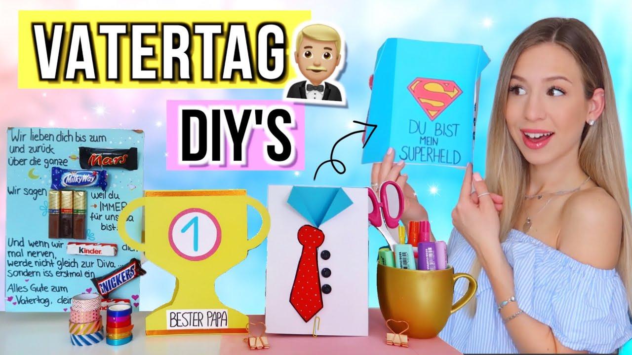Diy Vatertags Geschenkideen 🎁 Vatertagsgeschenke Selbst Basteln 2019 -  Cali Kessy verwandt mit Vatertag Geschenkideen Zum Selber Machen
