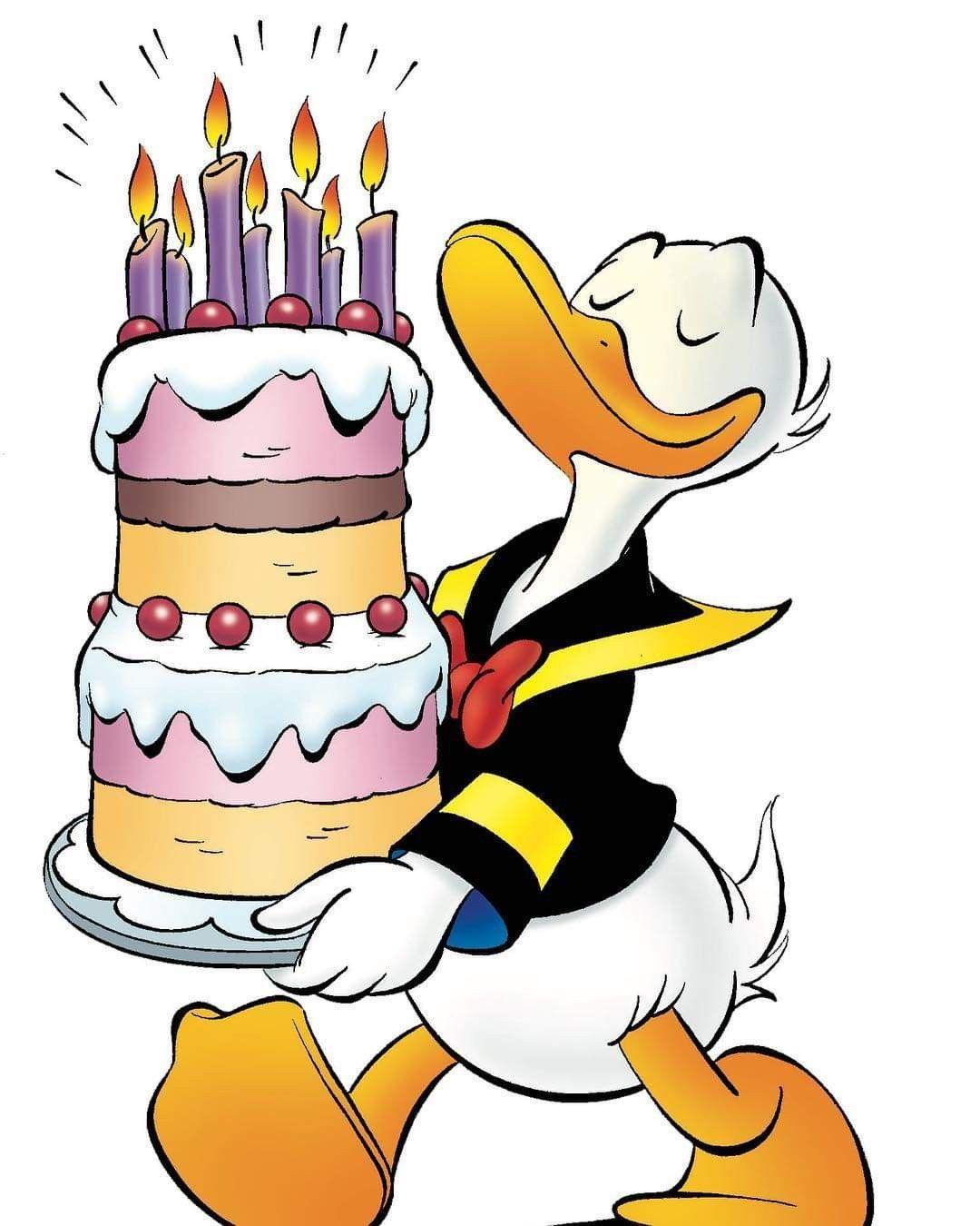 Donald Duck (Mit Bildern) | Geburtstags Wünsche Lustig über Geburtstagsbilder Für Kinder