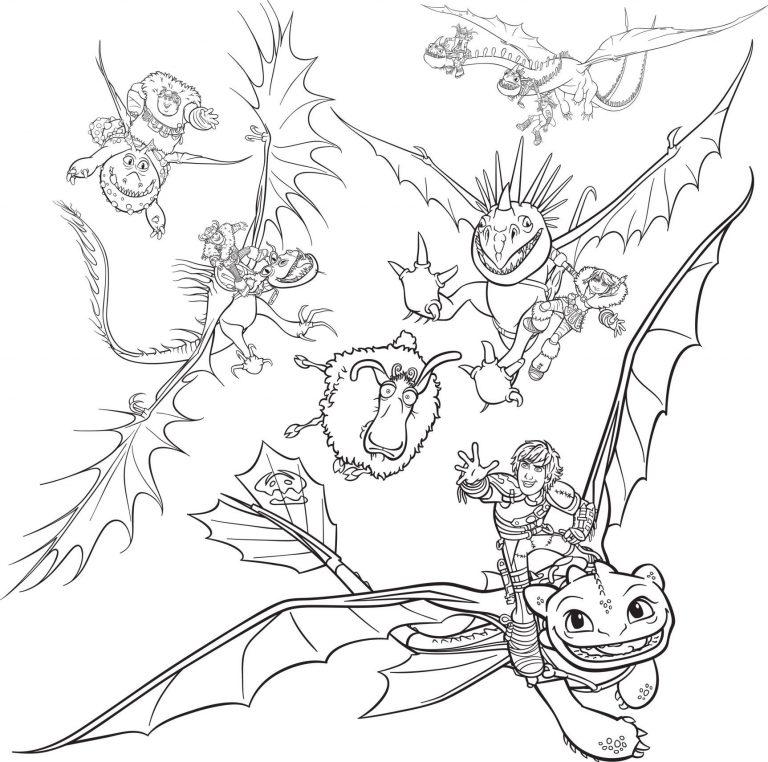 dragons ausmalbilder (mit bildern)   dragons ausmalbilder