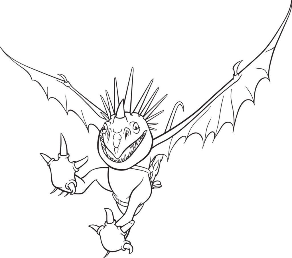Dragons Ausmalbilder | Mytoys-Blog in Drachen Ausmalbilder Zum Ausdrucken