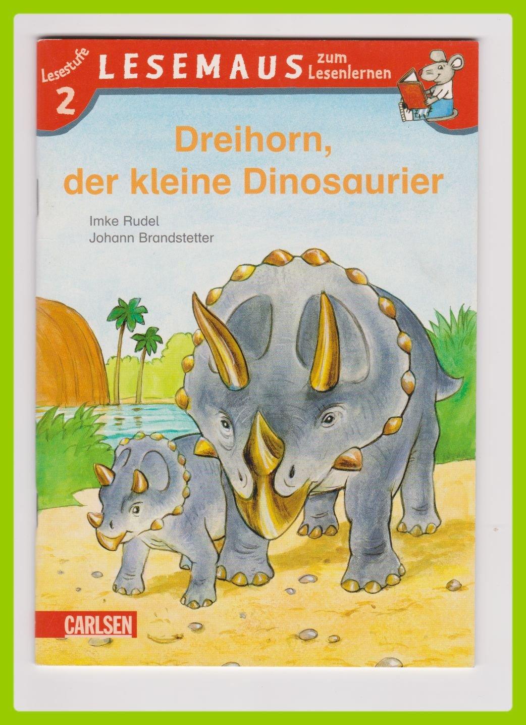 """Dreihorn Der Kleine Dinosaurier"""" – Bücher Gebraucht in Dreihorn Dinosaurier"""