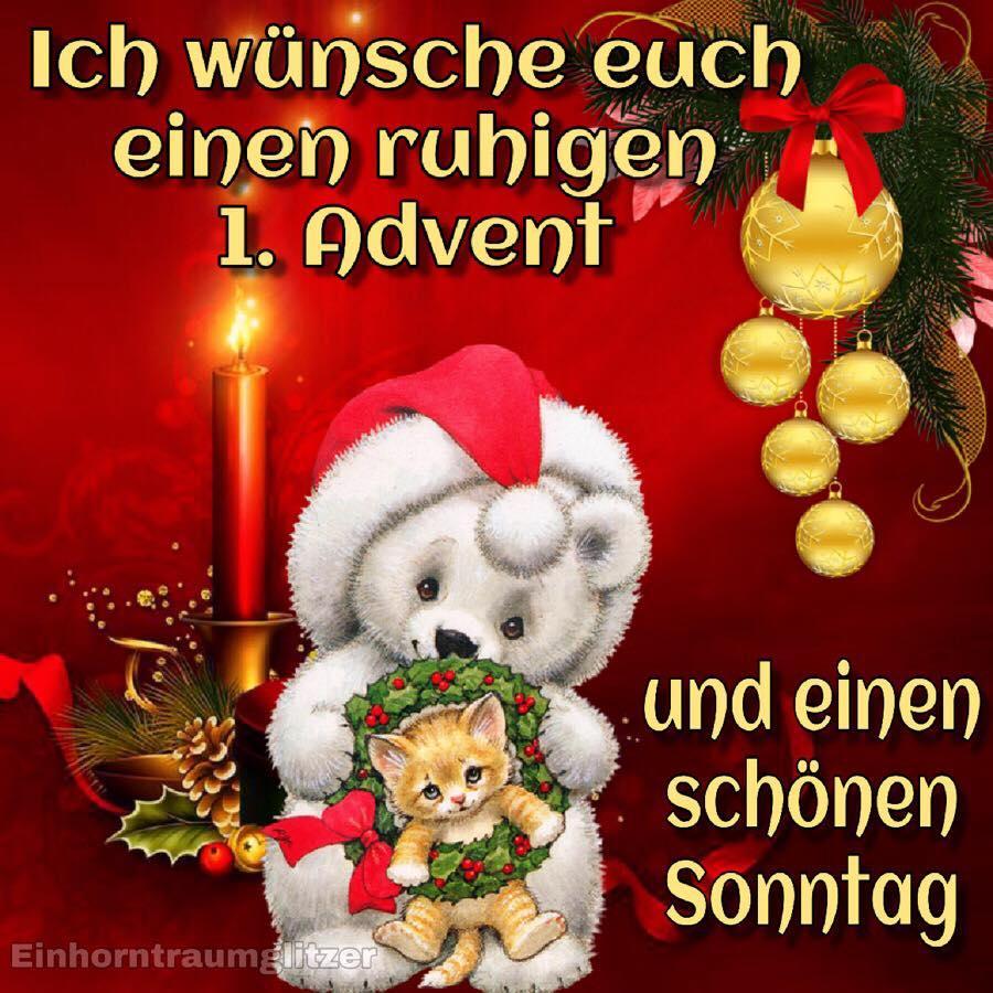 ᐅ 1. Advent Bilder - 1. Advent Gb Pics - Gbpicsonline in Lustige Adventsbilder Kostenlos