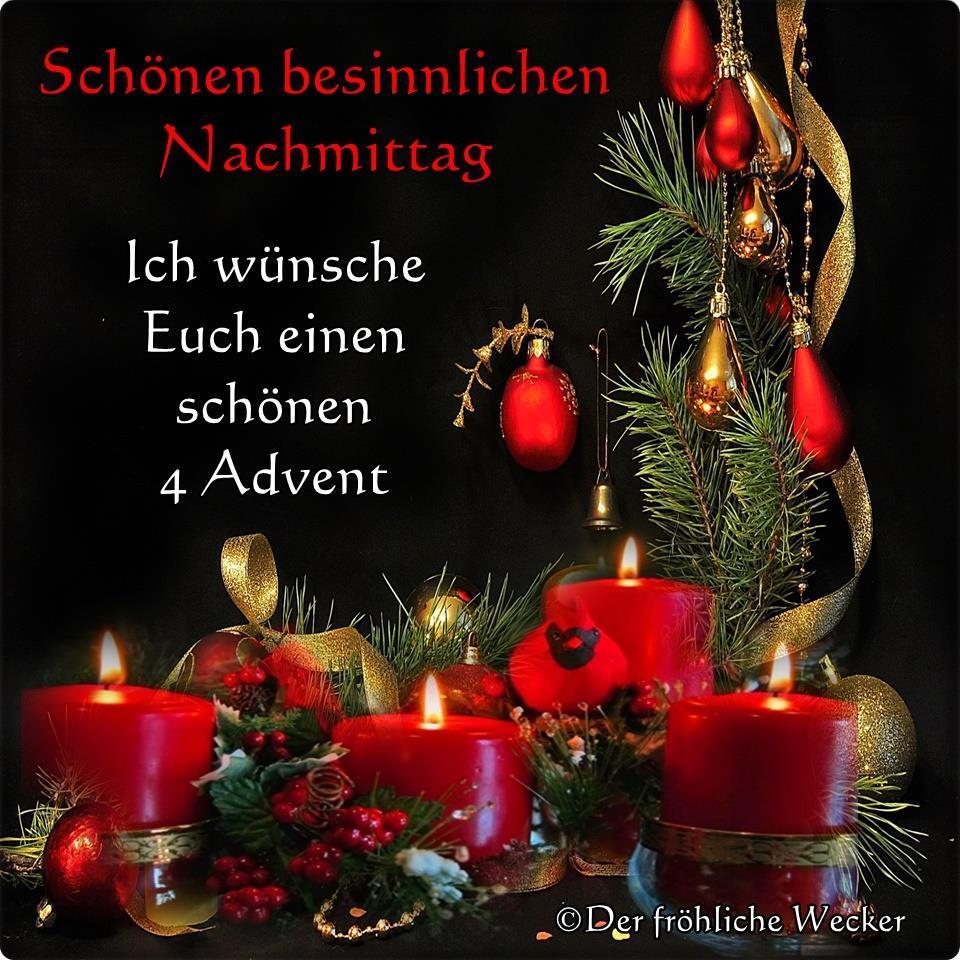 ᐅ 4. Advent Bilder - 4. Advent Gb Pics - Gbpicsonline innen Adventsbilder Kostenlosen Download