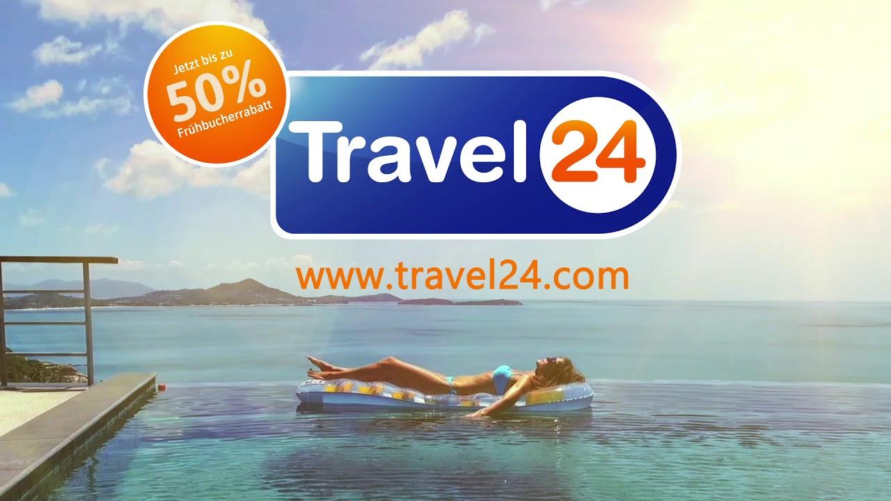 ≫ Travel24 Gutschein • 24€ Rabatt • Mai 2020 bei Geschenkgutschein Ab In Den Urlaub