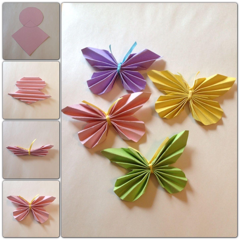 ▷ 1001+ Bastelideen Aus Papier - Blumen, Girlanden Und bestimmt für Basteln Mit Papier Für Kleinkinder