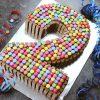 ♥ Geburtstagstorte   Geburtstagskuchen   Kindergeburtstag ♥ bestimmt für Geburtstagskuchen 2 Geburtstag