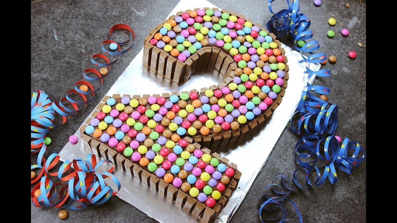 ♥ Geburtstagstorte | Geburtstagskuchen | Kindergeburtstag ♥ bestimmt für Geburtstagskuchen 2 Geburtstag