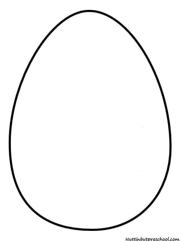 Easter Egg Pattern And Shiny Paint Recipe | Ostern Hasen Basteln für Schablonen Ostern