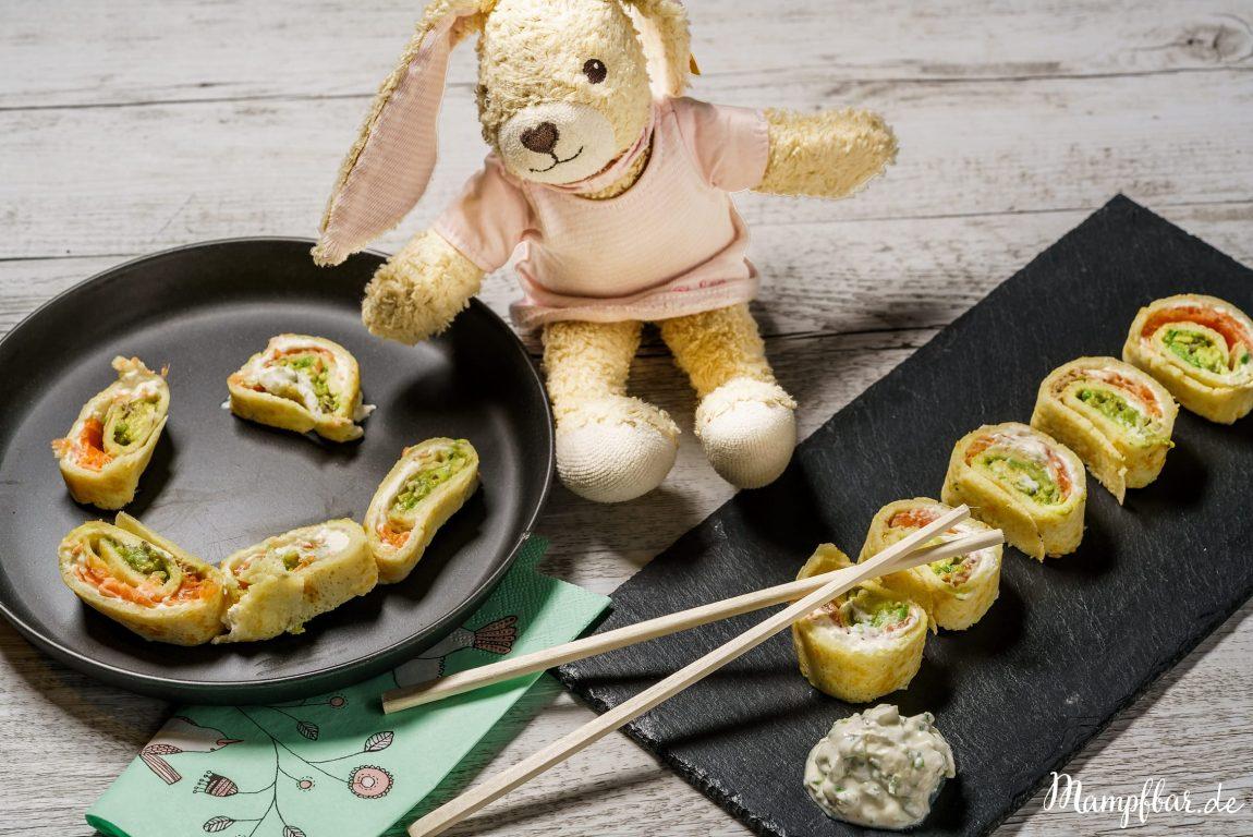 Easypeasy Kinder-Pfannkuchen bestimmt für Schnelles Für Das Abendessen Beim Kindergeburtstag Rezepte
