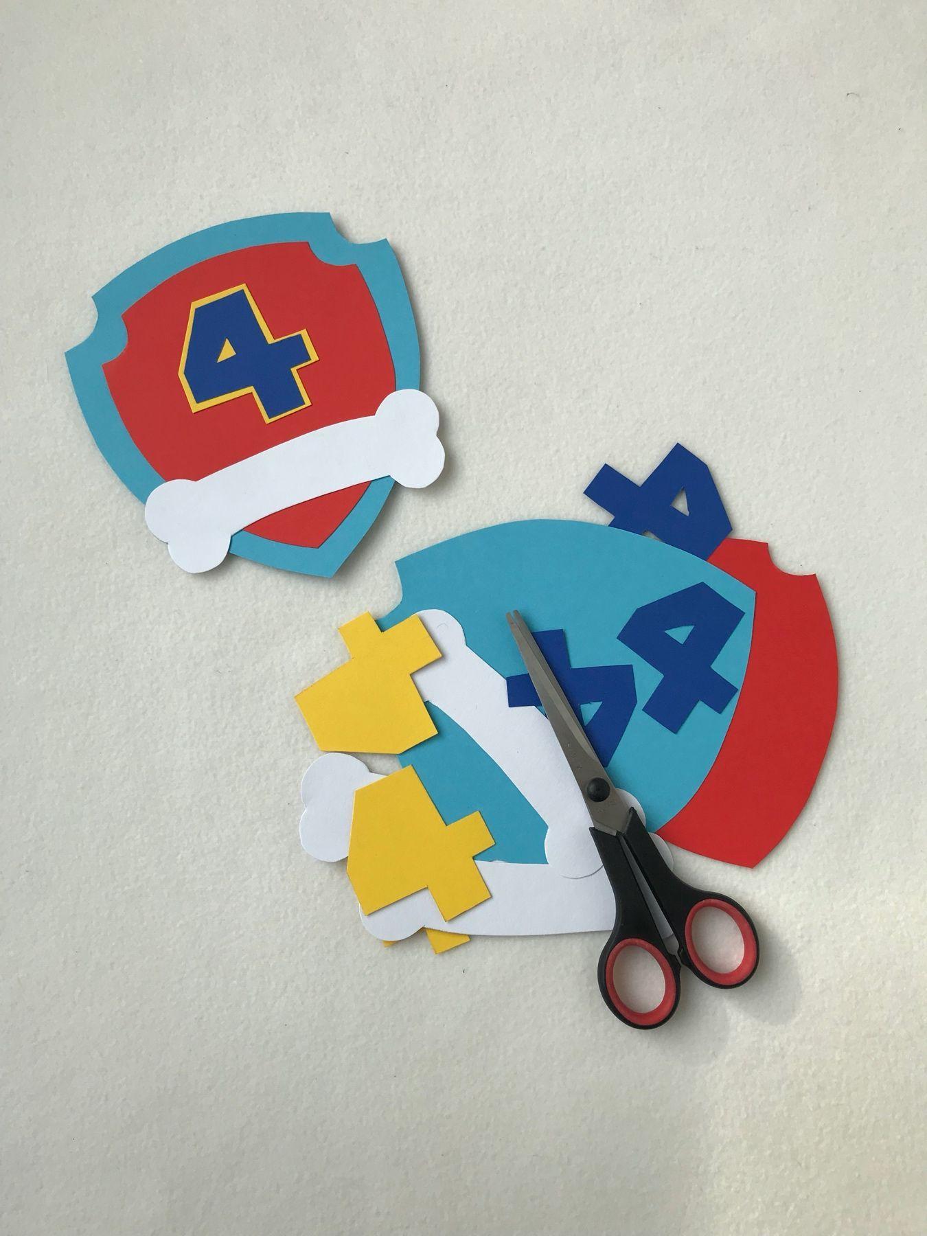 Eggsclusiv: Einladungen Basteln Kindergeburtstag Paw Patrol bei Basteln Mit Kindern Geburtstagsparty