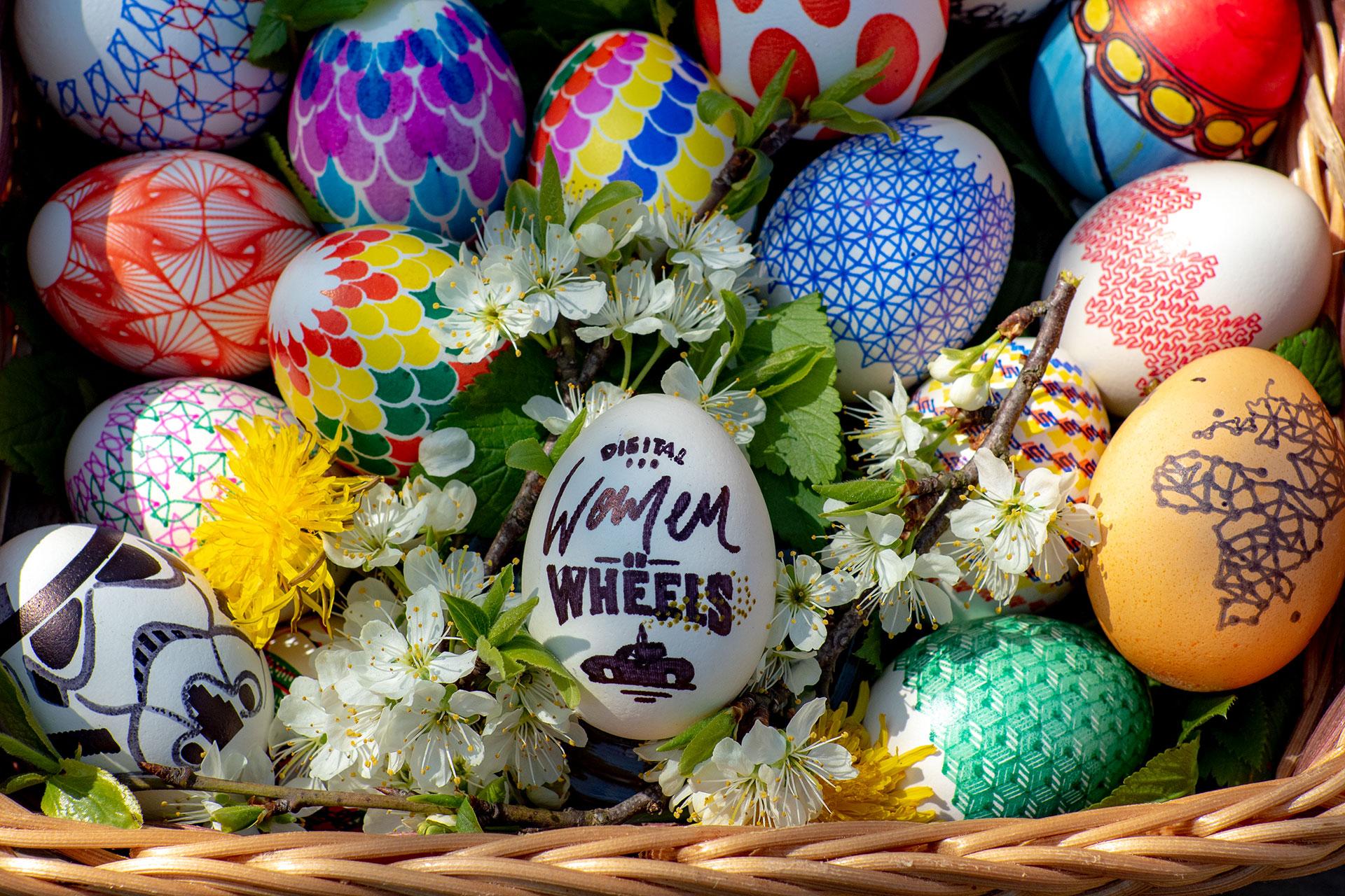 Eier Bemalen Mit Dem Eggbot: 9 Völlig Falsche Vorstellungen verwandt mit Bemalte Ostereier Vorlage