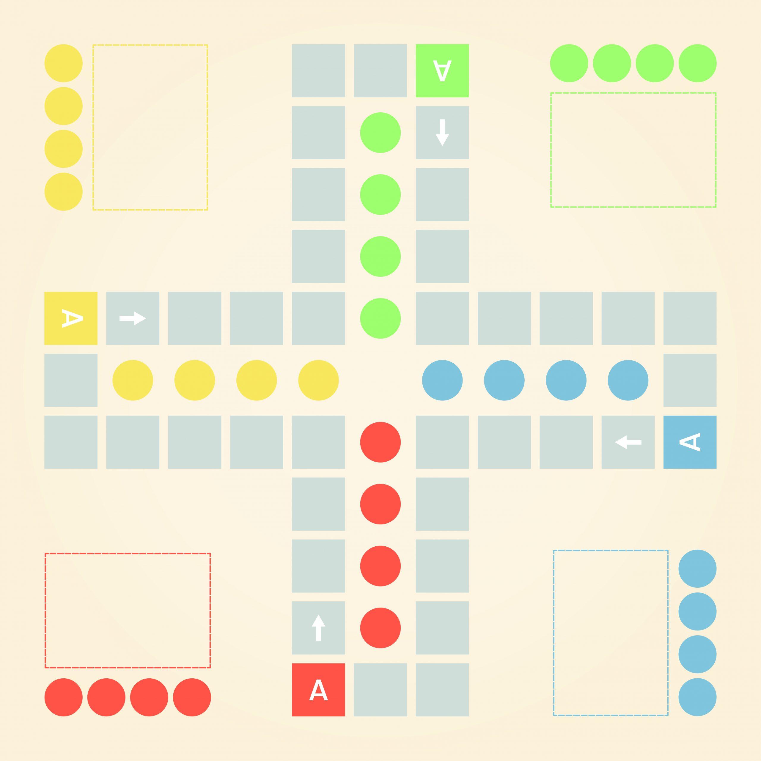 Ein Eigenes Brettspiel Mit Fotos Der Spieler Gestalten | Ifolor innen Brettspiele Selbst Gestalten