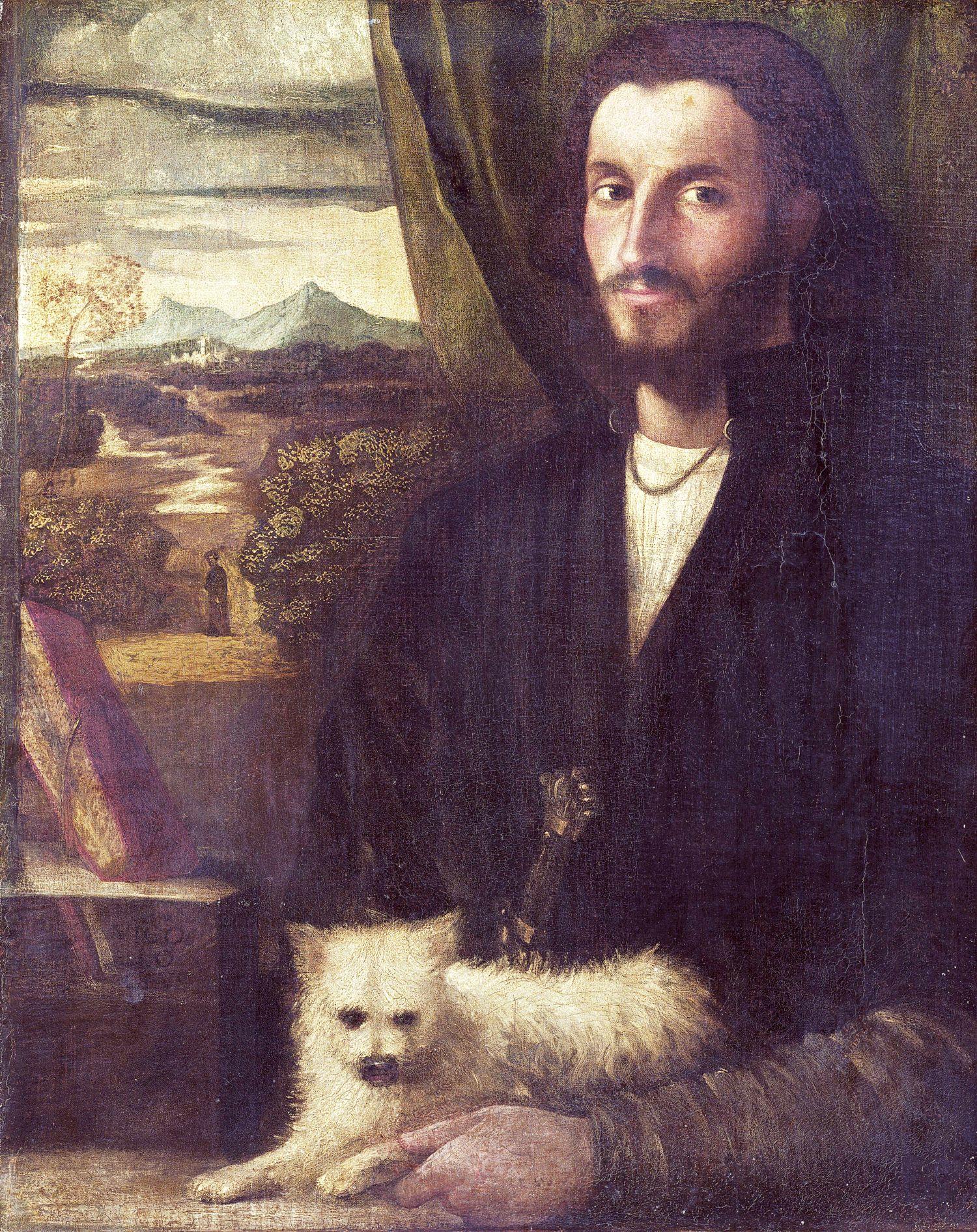 Ein Neues Selbstporträt Von Leonardo Da Vinci – Kleio für Leonardo Da Vinci Familie