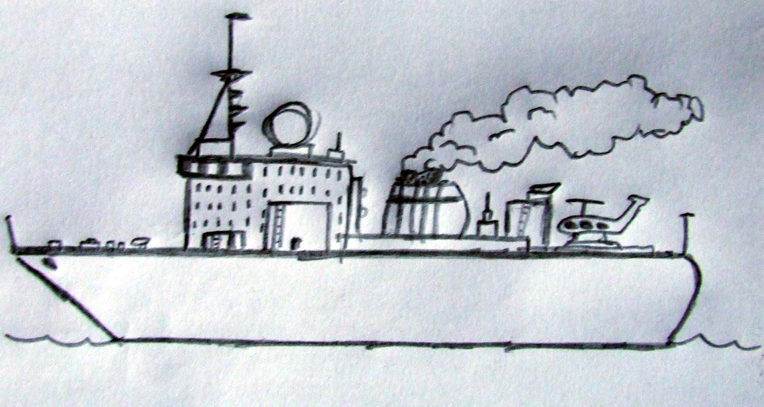 Ein Schiff Zeichnen: 6 Schritte – Wikihow mit Wie Zeichnet Man Ein Schiff