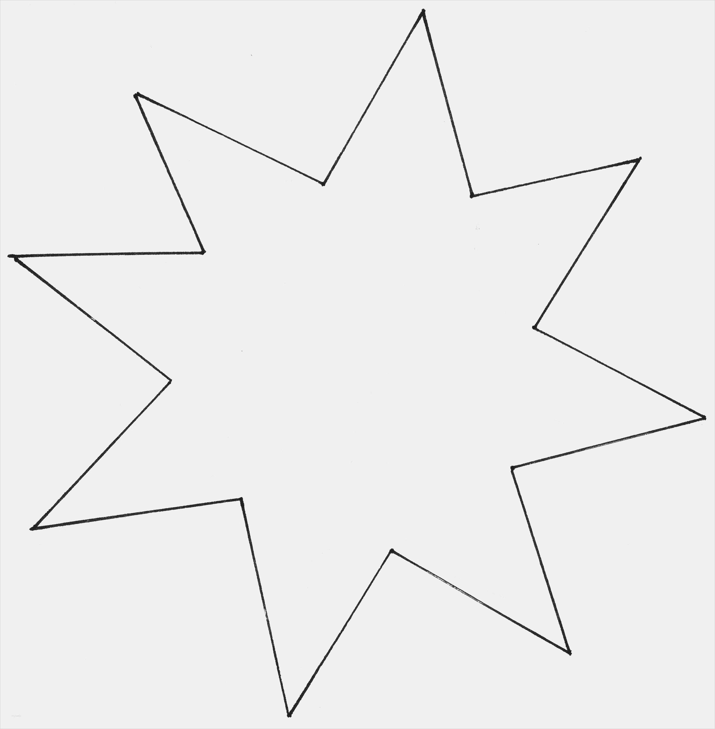 Ein Stern 5 Wie Malvorlage Wie | Coloring And Malvorlagan bestimmt für Stern Malvorlage Ausdrucken