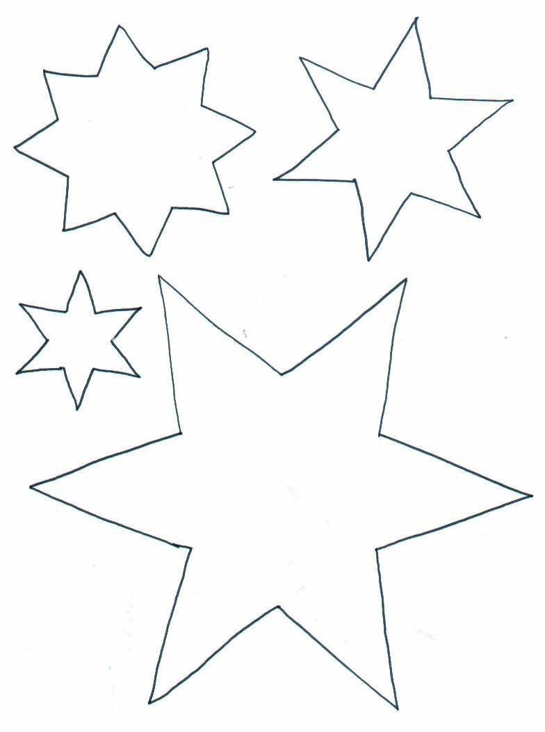 Ein Stern 5 Wie Malvorlage Wie | Coloring And Malvorlagan in Stern Malvorlage Ausdrucken