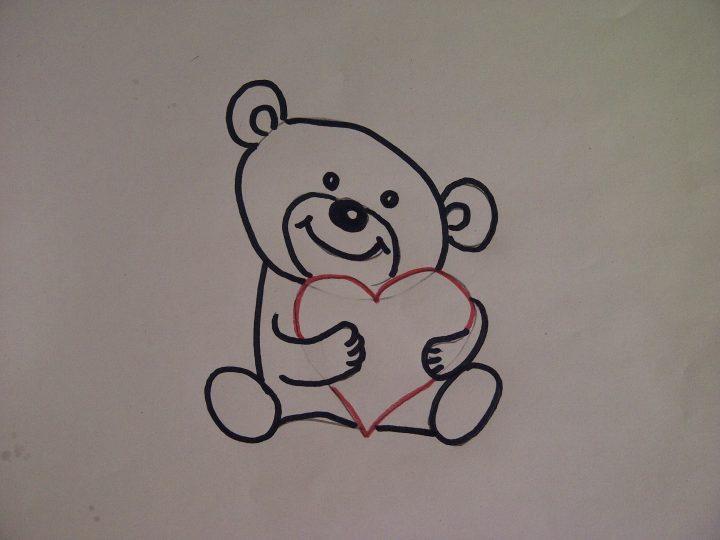 einfache bilder zum malen  malvorlagen für kinder