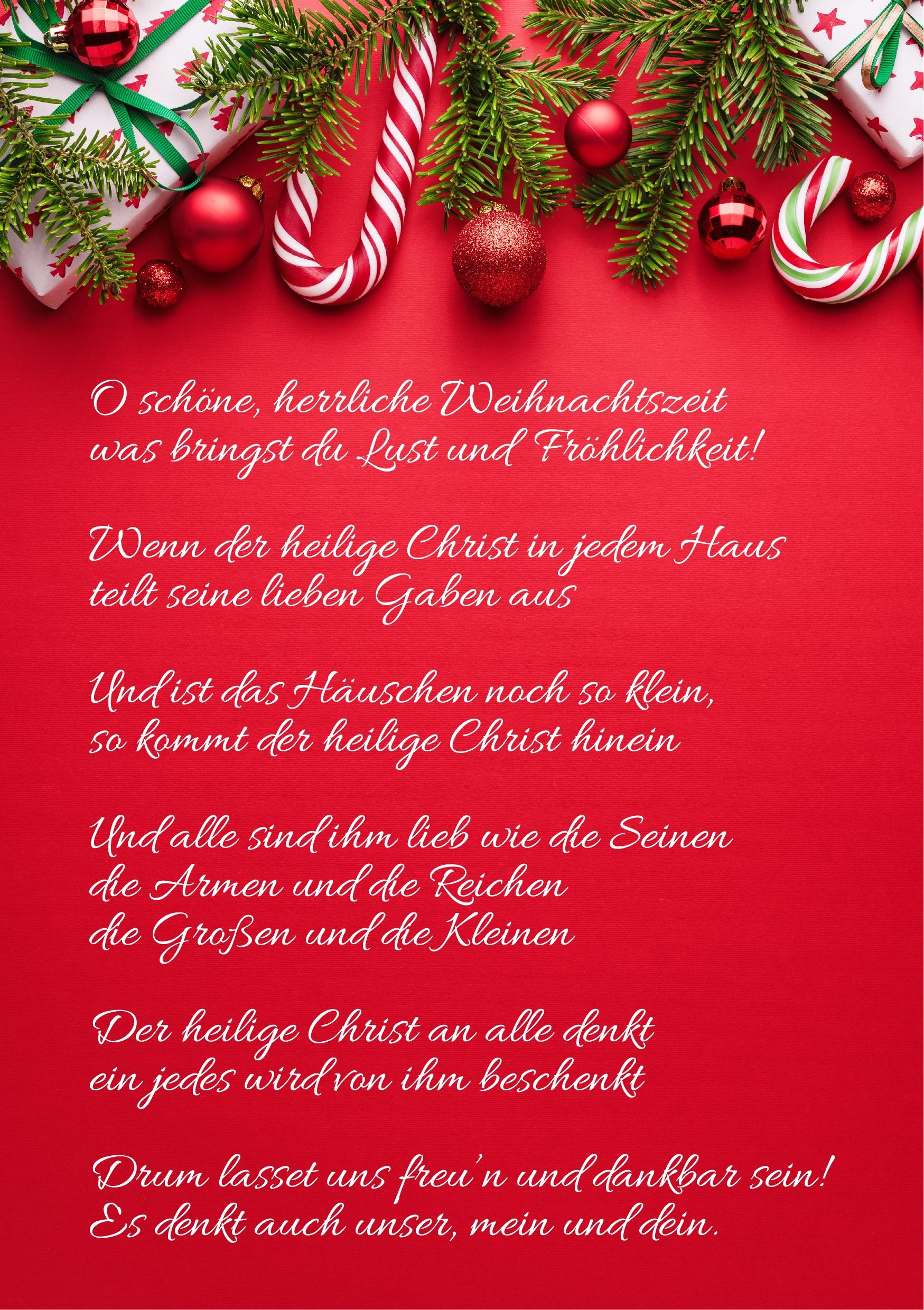 Einladung Zur Weihnachtsfeier: Vorlagen + Texte bestimmt für Lustige Gedichte Zur Weihnachtsfeier