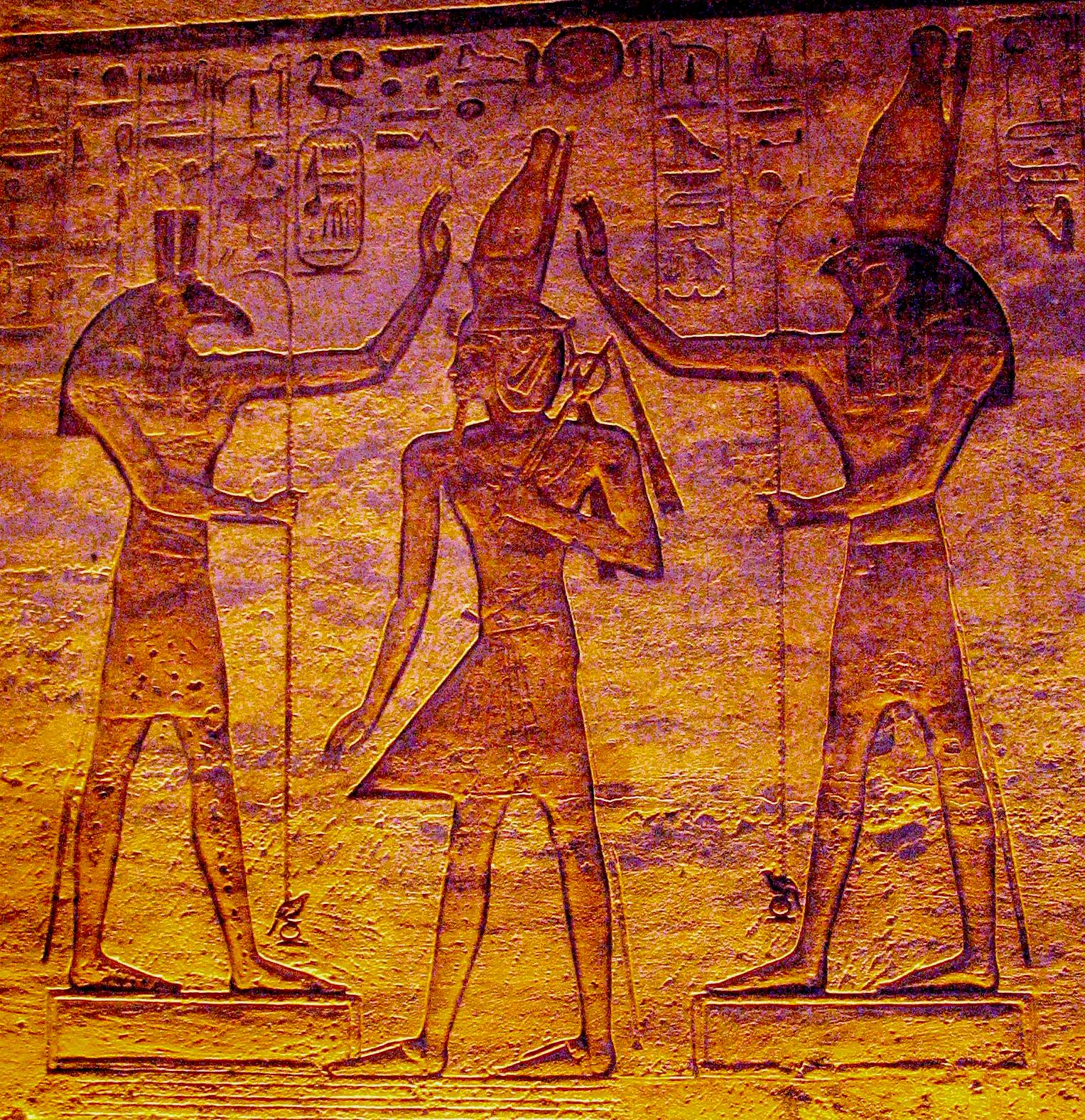 Einweihung In Die Mysterien Im Alten Ägypten | Edition Ewige in Altes Ägypten Bilder