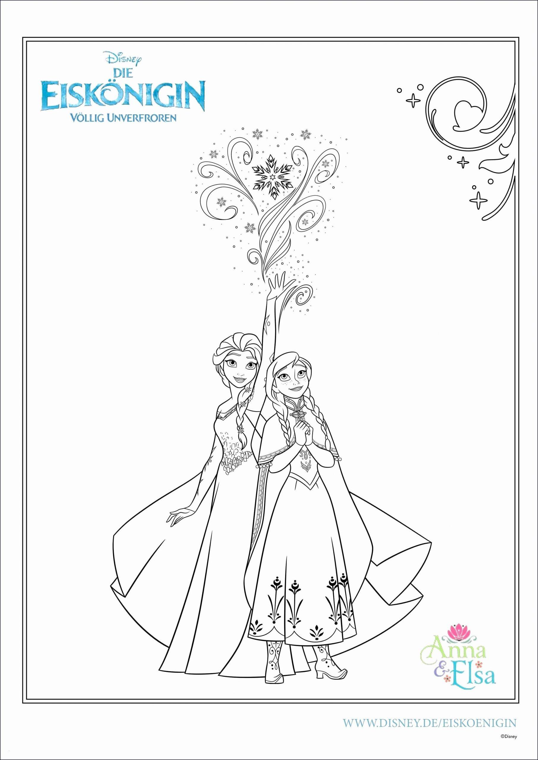 Einzigartig Malvorlagen Zum Ausdrucken Disney In 2020 (Mit innen Anna Und Elsa Ausmalbilder Zum Ausdrucken