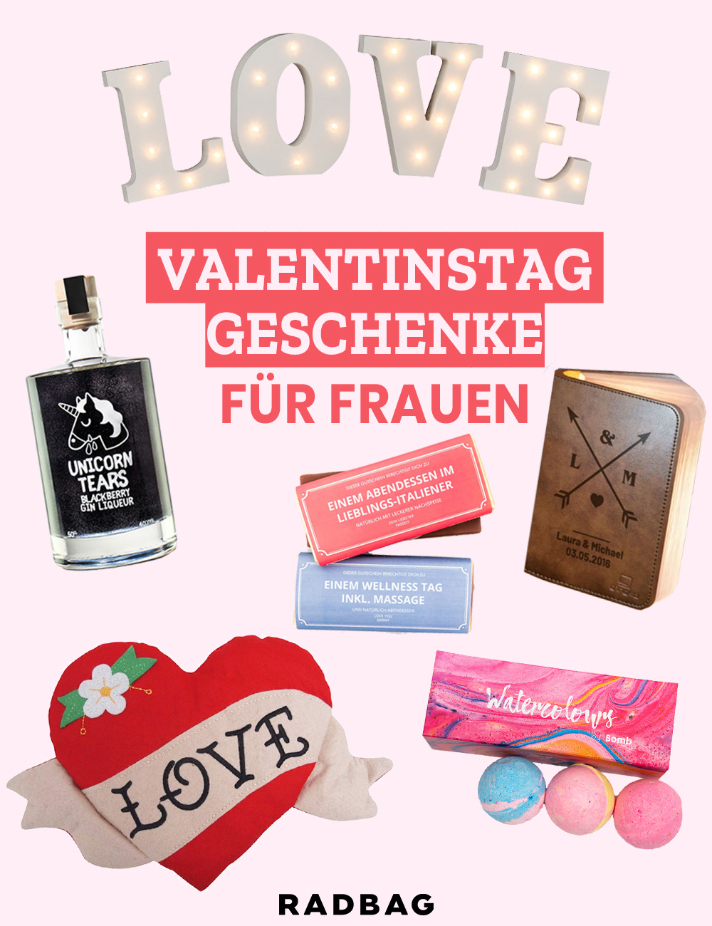 Entdecke Unsere Top 20 Valentinstag Geschenke Für Frauen über Originelle Geschenke Zum Valentinstag