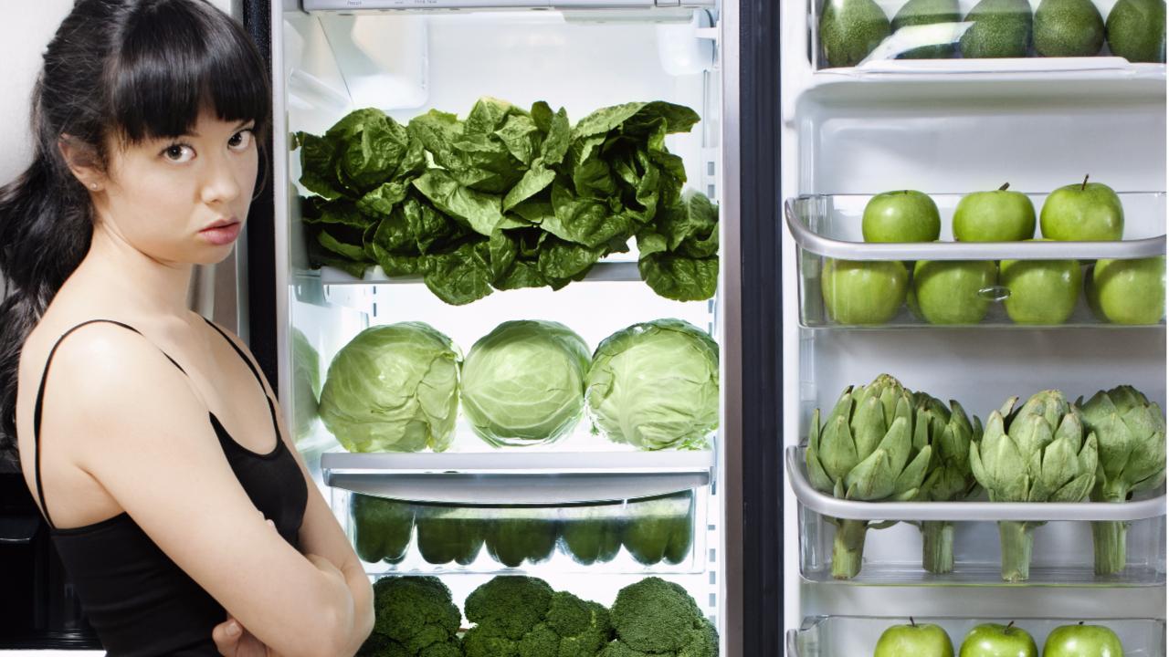 Ernährung Umstellen - »Nur Gemüse Essen Funktioniert Nicht bei Essen Und Trinken Gemüse