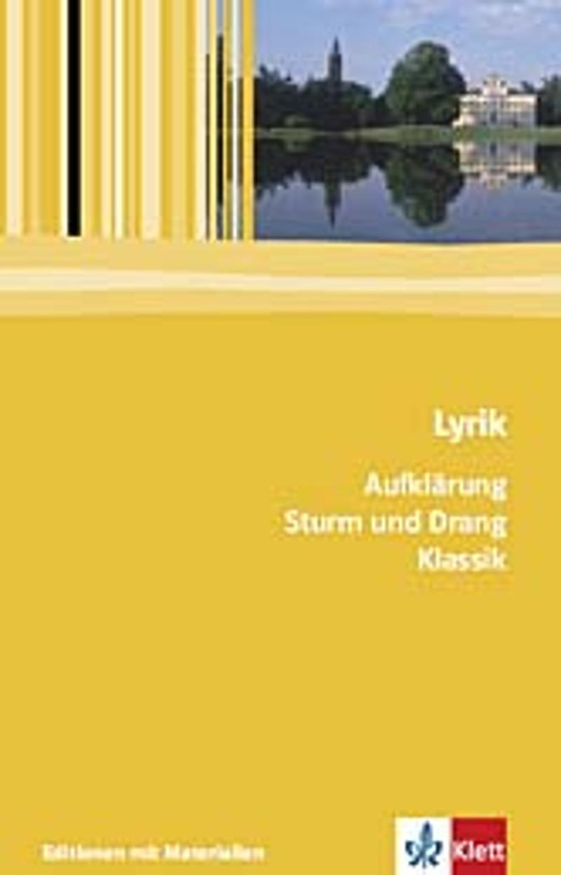Ernst Klett Verlag - Lyrik Romantik Produktdetails ganzes Mondbeglänzte Zaubernacht Die Den Sinn Gefangen Hält