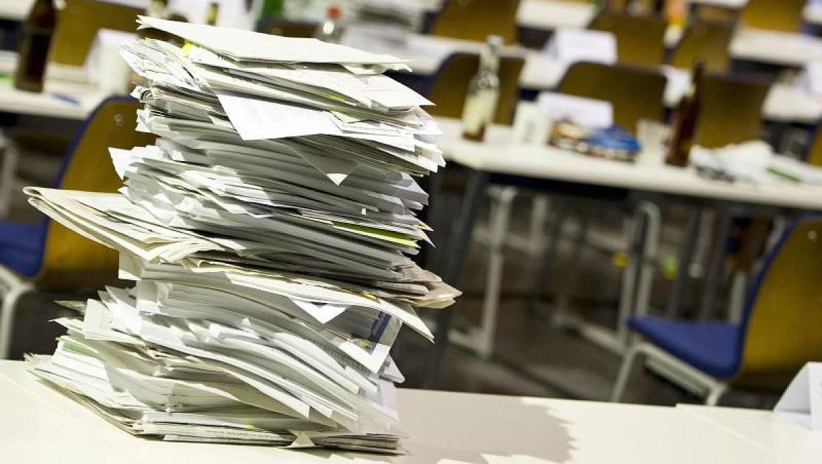 Wie Oft Kann Man Papier Falten