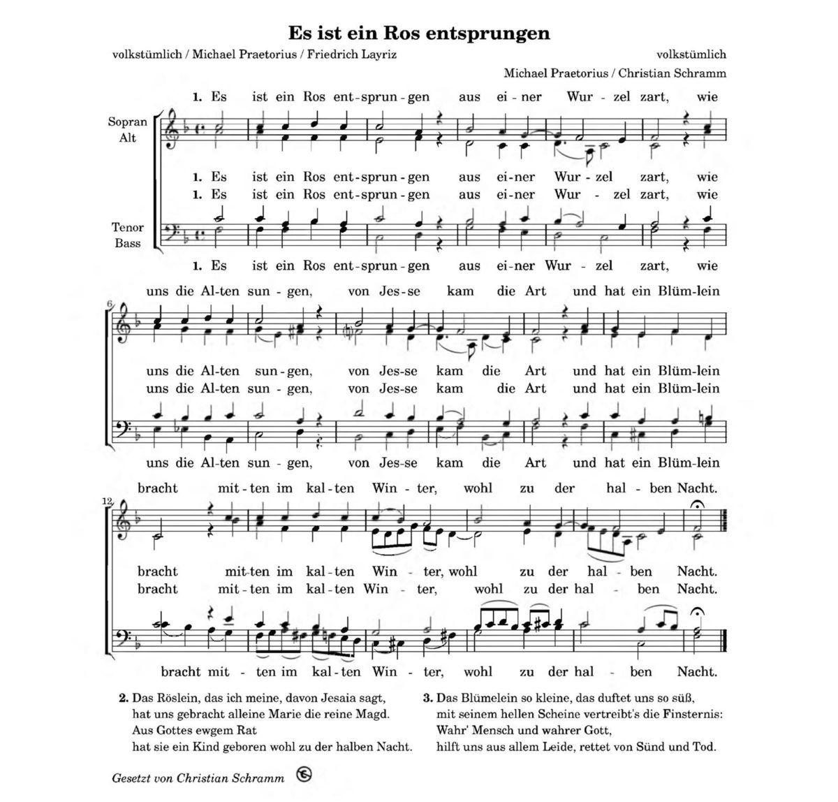Es Ist Ein Ros Entsprungen ♫♪ Weihnachtslied Im Babyduda bestimmt für Weihnachtslieder Mp3 Kostenlos Download