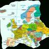 Europakarte Mit Hauptstädten - Europakarte Zum Ausdrucken in Europakarte Zum Drucken