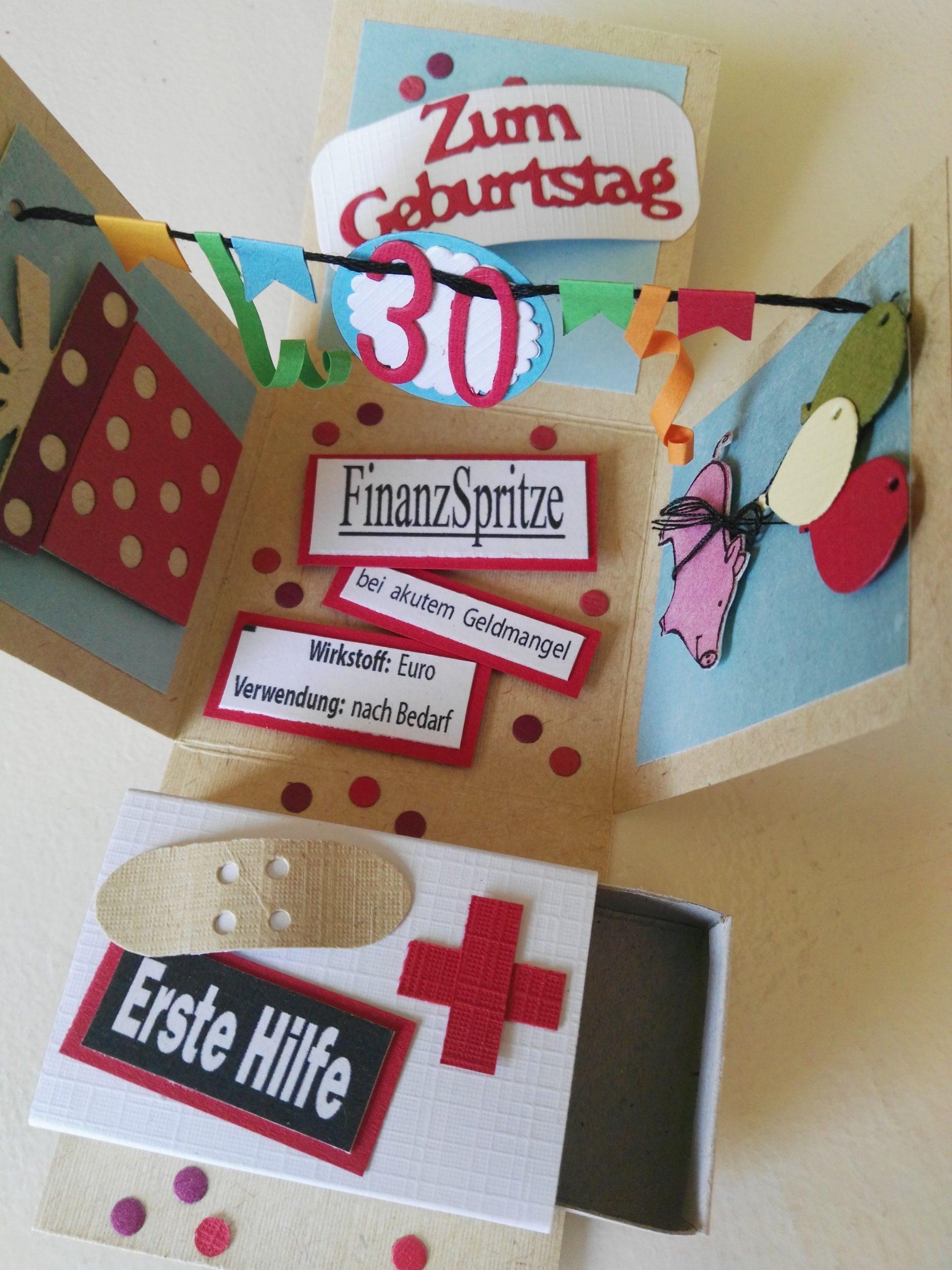 Explosionsbox Zum 30.geburtstag   Geburtstag Geschenke für Geburtstagsüberraschung Zum 30