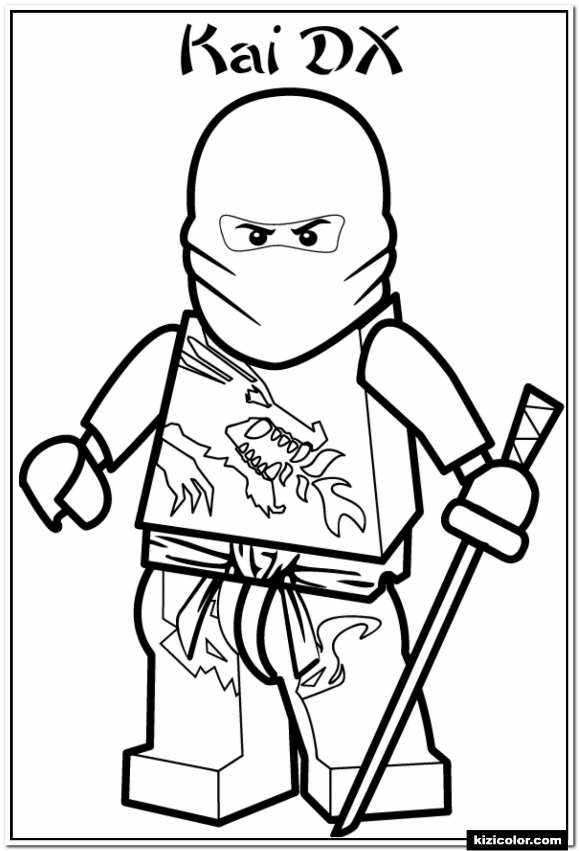 ninjago ausmalbilder kostenlos drucken  kinderbilder