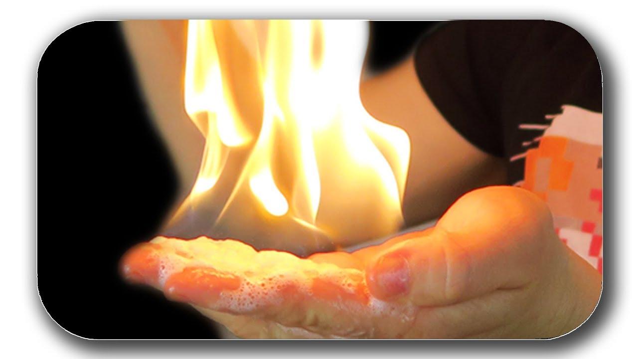 🔥 5 Feuer Experimente, Die Selbst Wasser Zum Brennen Bringen 🌊 innen Feuer Experimente Für Kindergartenkinder