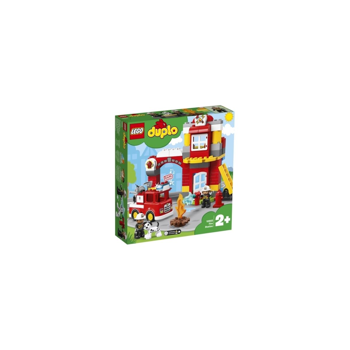 Faix Spielwaren Darmstadt - Lego® Duplo 10903 Feuerwehrwache - Lego® Duplo®  5702016367676 über Lego Feuerwehrwache