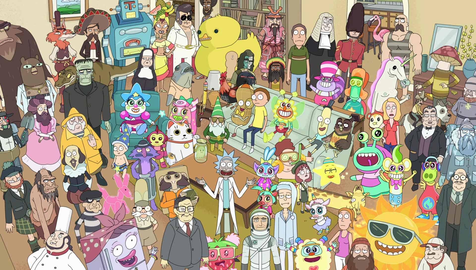 Fehlersuche: Rick And Morty - Quizmag - Popkultur-Rätsel Für verwandt mit Fehlersuche Bilder