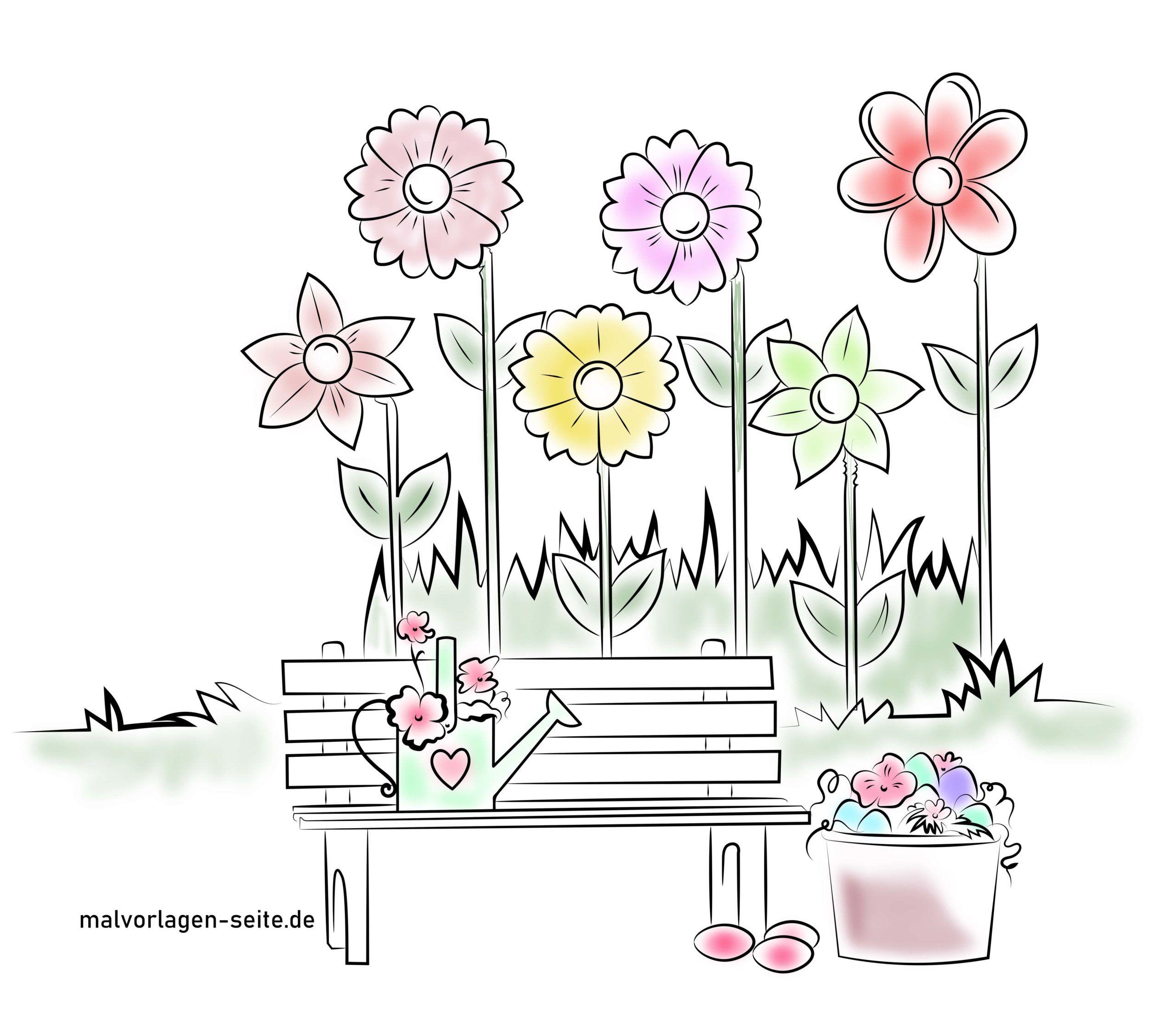 Fensterbilder Vorlage Frühling - Ausmalbilder Kostenlos verwandt mit Frühlingsblumen Fensterbilder Vorlagen