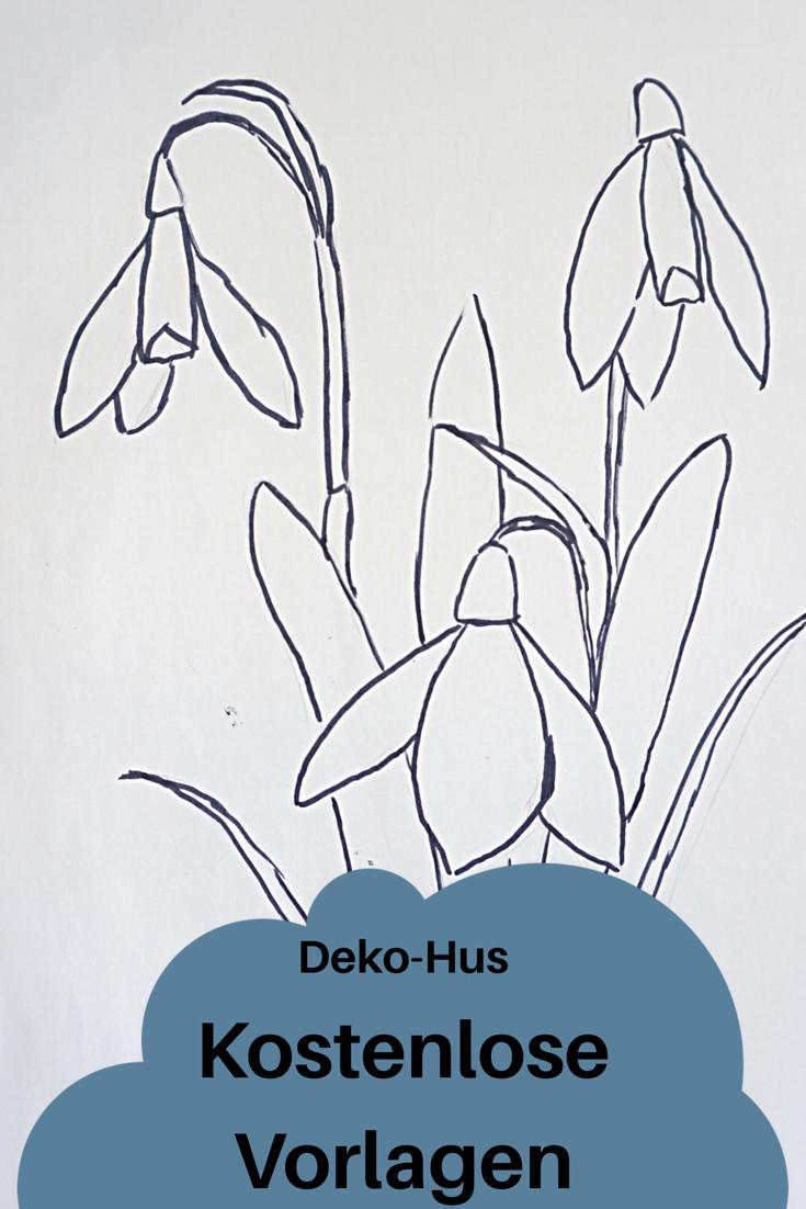 Fensterbilder Vorlagen Für Den Frühling Und Das Kinderzimmer bestimmt für Frühlingsblumen Fensterbilder Vorlagen