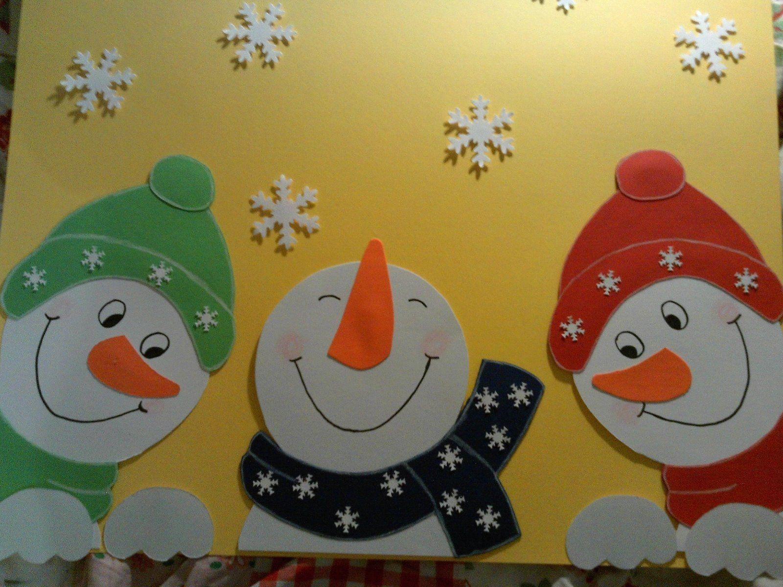 Fenstergucker Schneemänner Fensterbilder Tonkarton For Sale innen Fensterbilder Weihnachten Bastelvorlagen