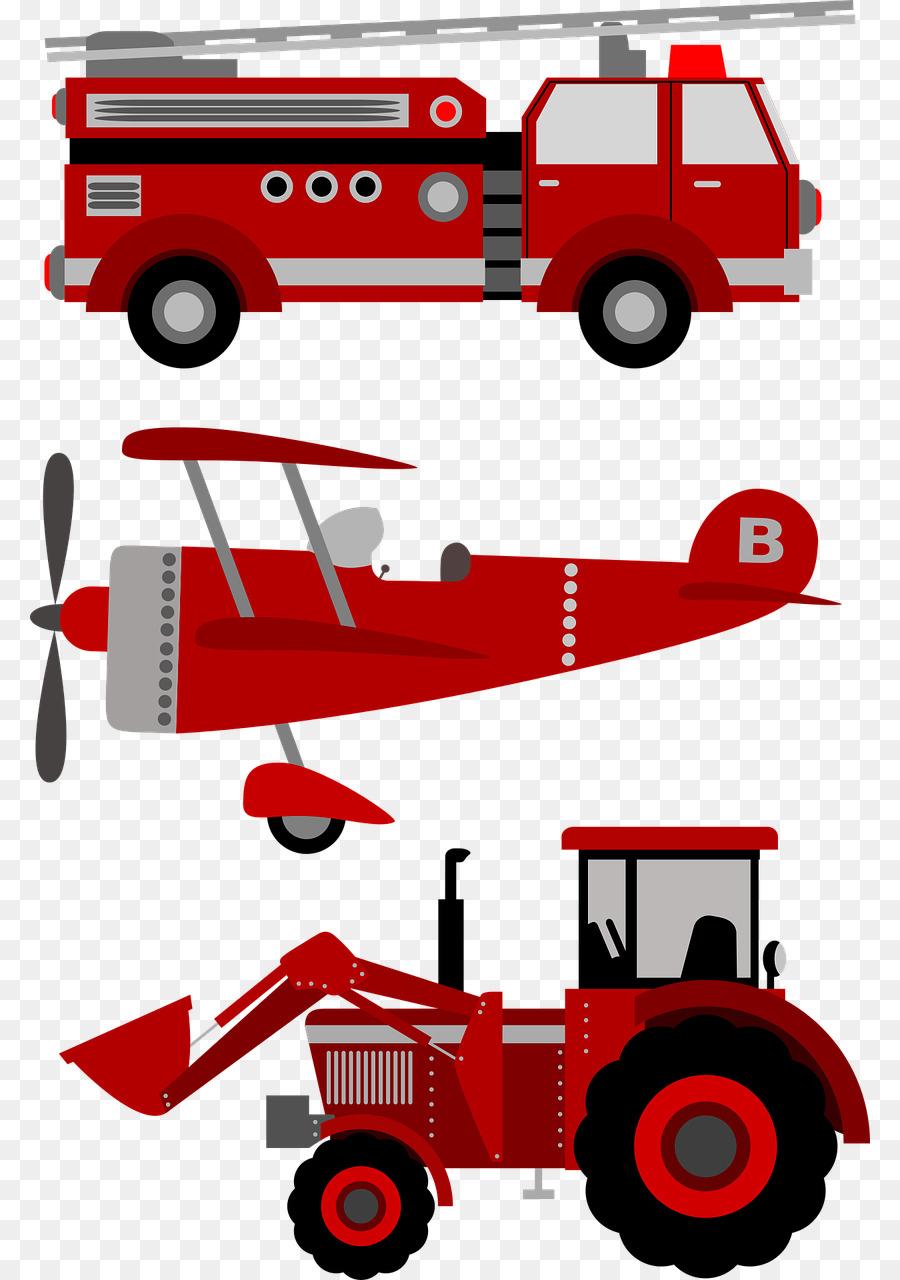 Feuerwehr Auto Flugzeug Lkw Clipart - Feuerwehrauto Png über Clipart Feuerwehrauto