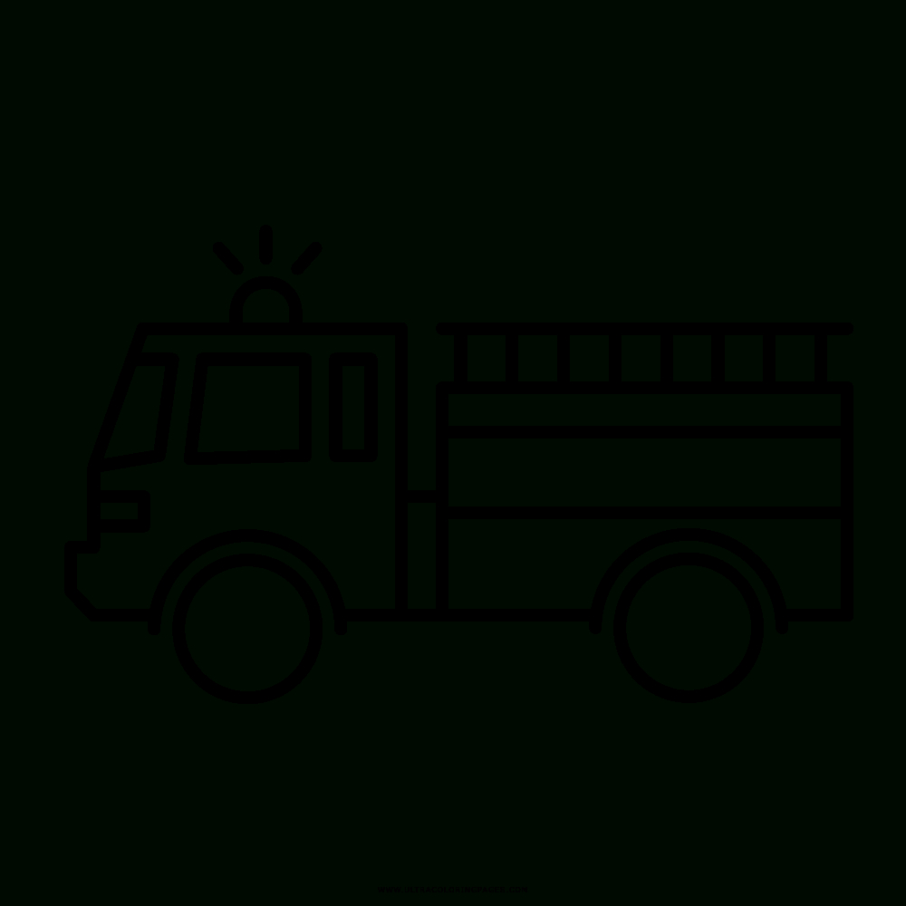 Feuerwehrauto Ausmalbilder - Ultra Coloring Pages innen Feuerwehrauto Zum Ausmalen