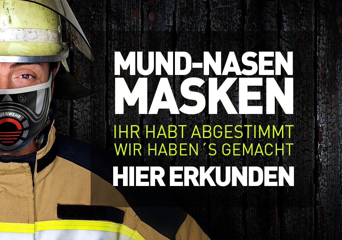 Fire&fight Streetwear innen Feuerwehr Motive